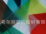 16mm18mm透明三层pc阳光板 聚碳酸酯阳光板 无锡厂家