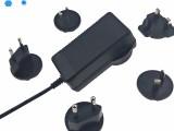 便携式气体检测仪电源适配器12V3A 转换头开关电源