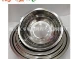 供应HC不锈钢面盆带磁不锈钢盆家用洗水果洗菜盆