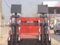 拉8吨挖机的福音—东风福瑞卡蓝牌平板车