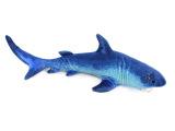 仿真鲨鱼公仔玩偶儿童玩具毛绒玩具大号小男孩子生日礼物代理批发