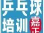 江汉儿童乒乓球培训中心