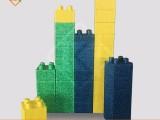 艾可epp积木玩具厂家室内游乐设备四孔猫猫积木重庆玩具批发