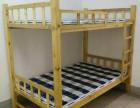 单位学校宿舍实木上下床厂价低价促销武汉市区10套包送包组装