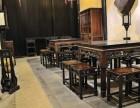 上海老红木家具回收 古董家具 黄花梨家具 小叶紫檀家具