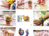 w332   2014热卖款 可爱小卡通 啪啪圈 儿童手表