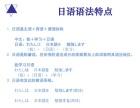 义乌日语培训班 日语LIPT培训费用