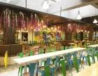 南京食堂装修设计时,如何合理安排桌椅 高容纳的学校食堂设计