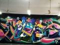 街头涂鸦艺术团队