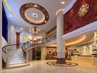 沙坪坝酒店装修 沙坪坝精品酒店设计 沙坪坝酒店装饰设计效果图