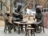 恒保发铜雕厂(在线咨询) 广西铁雕塑 铁雕塑生产厂家