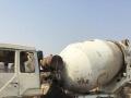 水泥罐车北方交通解放车6立方混凝土罐车