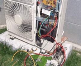 萧山戴村镇空调维修 空调移机 太阳能 空气能维修