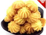 纯手工制作 淘麦屋无蛋曲奇罐装饼干100g 日常休闲必备零食糕点