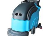 济南手推电瓶洗地机分离式水箱洗地机免费试机