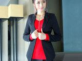 小西装女外套长袖 潮2013秋装女装 新款韩版西装春秋大码修身西