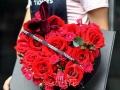 长沙鲜花七夕节求婚花束表白花束万达广场五一广场