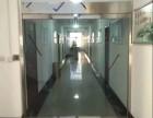 石家庄专业安装维修自动门百叶办公玻璃隔断自动门感应门