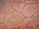 优质彩色抗冲击压模地坪材料供应,可包施工