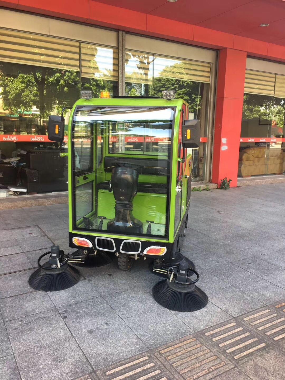 宁夏使用方便的扫地车,生产厂家直销值得信赖