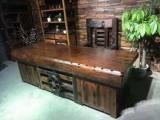 厂家直销实木茶台功夫多功能茶几泡茶桌椅办公桌