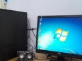 出售一套速度很快,声音很小,外观很新的宽屏一手液晶电脑