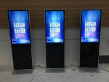 长沙广告机出租 触摸广告机租赁 立式广告机租用 竖屏