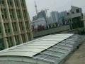 遮阳棚厂家批发承接安装阳光房天棚帘伸缩棚玻璃采光顶的遮阳