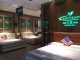 防火免翻乳胶高级床垫,美国艾绿床垫