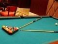 济南厂家直销台球桌,送球送杆