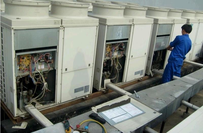 虹口区专业空调不制冷维修虹口空调加药水拆装移机清洗