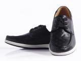 海澜之家皮鞋 真皮鞋   休闲皮鞋  透气鞋  HLSD3H03