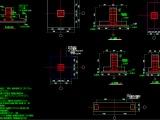钢结构工程-过街天桥工程设计图