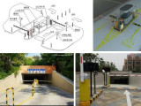 嘉兴全诚交通工程设施提供小区车库出入系统安装
