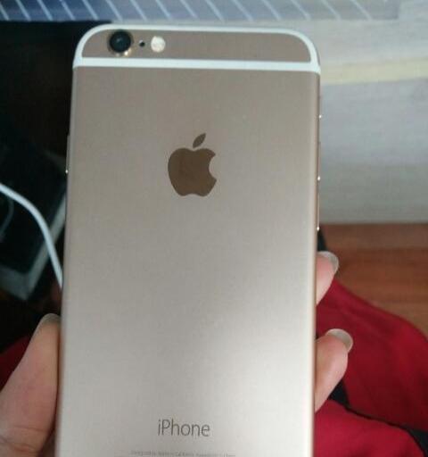 金色苹果6低价出让