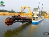 绞吸式挖泥船 大小型挖泥船 河道清淤设备