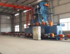 江苏龙发公司钢管式抛丸机的介绍