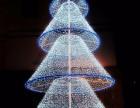 承德圣诞树安装工厂承德真树缠灯网灯亮化快速安装工厂