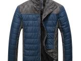 厂家品牌直销男装高档新款男士棉衣韩版青春流行时尚潮男外套夹克