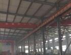 镇海九龙大道附近一楼3100平米有20吨行车厂房租