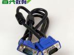厂家供应批发 电脑数据线 vga3+5 显示器连接线 1.5米公对公