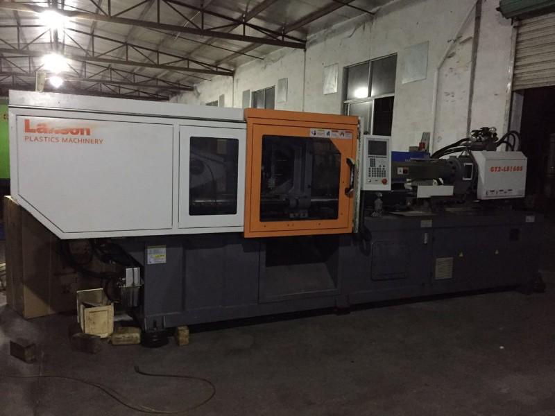 工厂生产2013年联升LS160S原装伺服注塑机批发转让