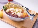 韩主厨酸菜鱼米饭,以酸菜鱼为主打的特色餐饮项目