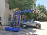 户外可移动式篮球架标准成人篮球架钢化玻璃篮球板更换