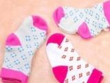 宇力 袜子 棉袜 花朵 简约大方 女袜 春季 新款 婴儿袜 6-