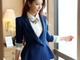 2014春季新款女装时尚韩版  女士 修身 小西装 西服 外套