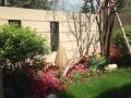 私家小院别墅屋顶庭院垂直花园企业园区规划设计施工