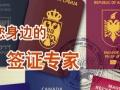 签证办理及出国留学