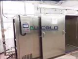 油炸食品类降温保鲜30公斤每次预冷熟食品真空快速冷却机