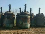 高价回收2205双相钢三效蒸发器 MVR离心式压缩机废水设备